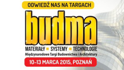 2015 INTERNATIONAL CONSTRUCTION FAIR BUDMA